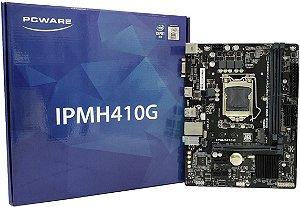 PLACA MÃE INTEL PCWARE IPMH410G DDR4 LGA1200