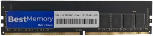 MEMÓRIA DESKTOP 4GB 2400MHZ DDR4 BEST MEMORY