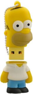 PENDRIVE 8GB THE SIMPSONS HOMER PD070