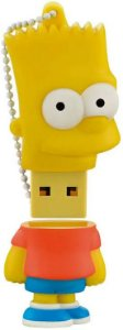 PENDRIVE 8GB THE SIMPSONS BART PD071