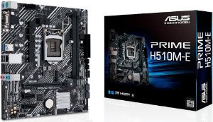 PLACA MÃE INTEL ASUS PRIME H510M-E DDR4 LGA1200