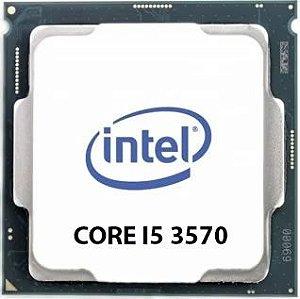 PROCESSADOR INTEL CORE I5 3570 3.4GHZ 6MB LGA1155