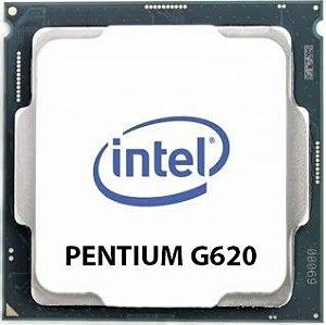 PROCESSADOR INTEL PENTIUM G620 2.60GHZ 3MB CACHE LGA1155