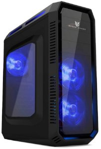 GABINETE MAZER VOLCANO GAMER VC820-BLUE