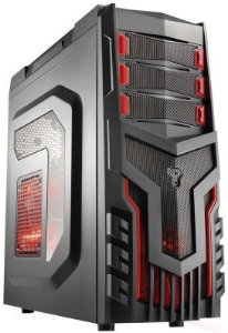 GABINETE MULTILASER WARRIOR GA124