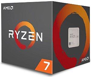 PROCESSADOR AMD RYZEN 7 2700X AM4