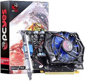 PLACA DE VÍDEO PCYES AMD RADEON HD 6570 2GB DDR5 128BITS