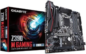 PLACA MÃE GIGABYTE Z390 M GAMING DDR4 LGA1151