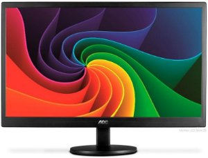 "MONITOR AOC 21.5"" LED FULL HD VGA E2270SWN"