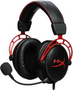HEADSET HYPERX CLOUD ALPHA GAMER HX-HSCA-RD