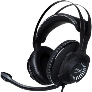 HEADSET HYPERX CLOUD REVOLVER S 7.1 GAMER HX-HSCRS-GM