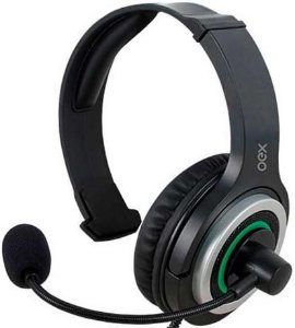 HEADSET OEX ARMY XBOX ONE HS408