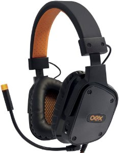HEADSET OEX SHIELD 7.1 BLACK GAMER HS409