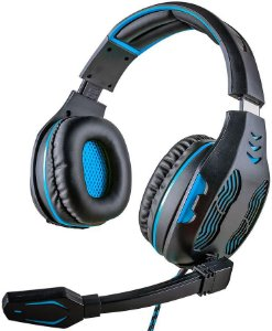 HEADSET MYMAX CENTAURO 5.1 BLUE GAMER MHP-SP-X13/BKBL