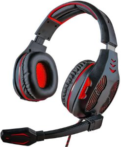 HEADSET MYMAX CENTAURO 5.1 RED GAMER MHP-SP-X13/BKRD