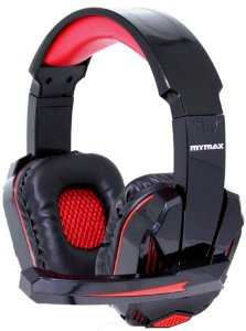 HEADSET MYMAX ULTIMATE 5.1 RED GAMER MHP-SP-X9/BKRD
