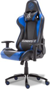 CADEIRA GAMER ELEMENTS VEDA ACQUA