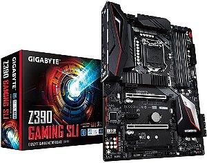 PLACA MÃE GIGABYTE Z390 GAMING SLI DDR4 LGA1151