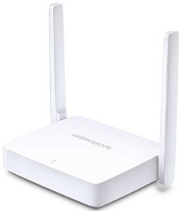 ROTEADOR WIRELESS MERCUSYS 300MBPS MW301R 5DBI