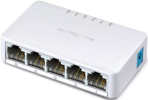SWITCH MERCUSYS 5 PORTAS 10/100MBPS MS105