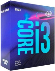 PROCESSADOR INTEL CORE I3 9100F 3.6GHZ 6MB CACHE COFFEE LAKE LGA1151