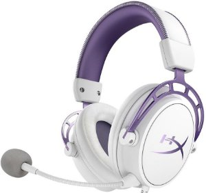 HEADSET HYPERX CLOUD ALPHA  PURPLE GAMER HX-HSCA-PL