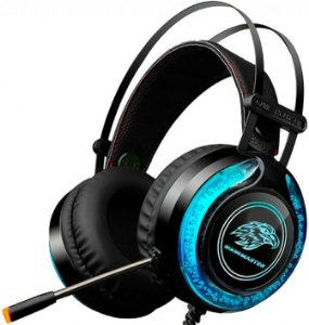 HEADSET K-KMEX GAMING MASTER ARS9 RGB GAMER