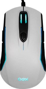MOUSE GAMER OEX ARCTIC MS316 10000DPI