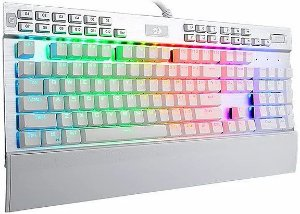 TECLADO MECÂNICO REDRAGON YAMA RGB SWITCH PURPLE K550W-RGB-1