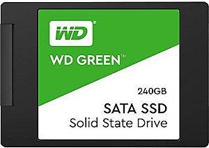 SSD WD GREEN 240GB SATA III WDS240G2G0A