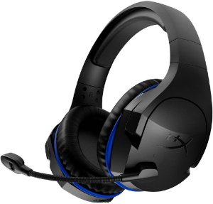 HEADSET HYPERX CLOUD STINGER WIRELESS GAMER HX-HSCSW-BK