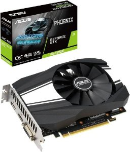 PLACA DE VÍDEO ASUS PHOENIX GEFORCE GTX 1660 SUPER OC 6GB GDDR6 192BITS
