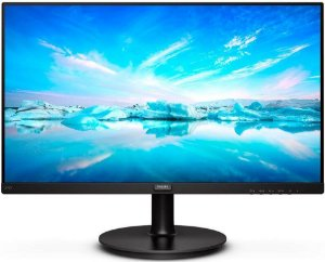 "MONITOR PHILIPS 23.8"" LED IPS FULL HD 75HZ BORDAS ULTRAFINAS DISPLAYPORT/HDMI/VGA 242V8A"