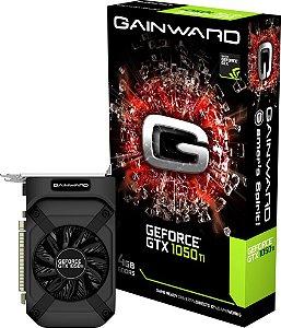 PLACA DE VÍDEO GEFORCE GTX 1050TI 4GB GDDR5 128BITS GAINWARD