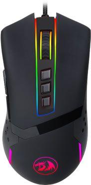 MOUSE GAMER REDRAGON OCTOPUS M712RGB 10000DPI