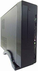 GABINETE K-MEX SLIM MICRO ATX SFF GM-07T7 COM FONTE 200W