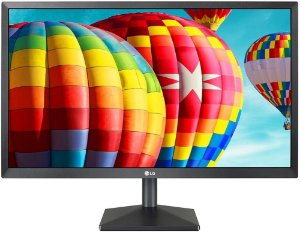 "MONITOR LG 23.8"" LED IPS FULL HD 75HZ HDMI/VGA 24MK430H"