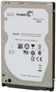 HD NOTEBOOK SEAGATE MOMENTUS 250GB 7200RPM ST9250410AS (SEMINOVO)