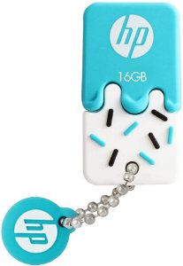 PENDRIVE HP 16GB MINI USB 2.0 V178B