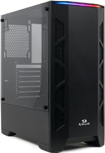 GABINETE REDRAGON STARSCREAM GC-610B - SEM COOLERS