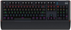 TECLADO MECÂNICO DAZZ PREDATOR RGB SWITCH LASER LC OPTICAL 625309