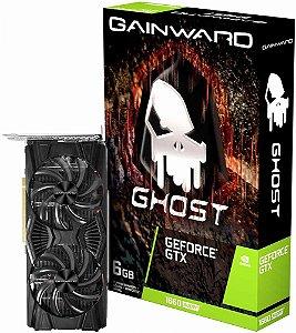 PLACA DE VÍDEO GAINWARD GHOST GEFORCE GTX 1660 SUPER 6GB GDDR6 192BITS