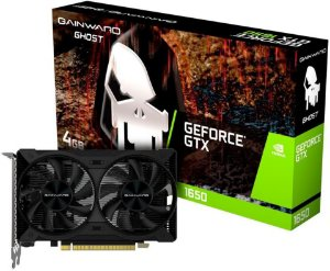 PLACA DE VÍDEO GAINWARD GHOST GEFORCE GTX 1650 4GB GDDR6 128BITS