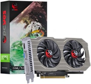 PLACA DE VÍDEO PCYES GEFORCE GTX 750TI 2GB GDDR5 128BITS