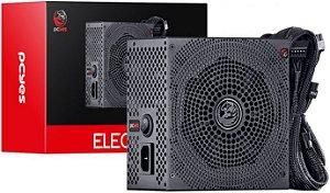 FONTE PCYES 650W ELECTRO V2 80PLUS BRONZE ELECV2PTO650W