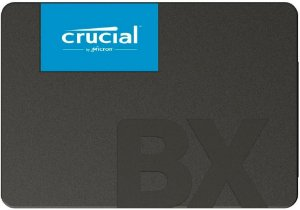 SSD CRUCIAL 480GB BX500 SATA III CT480BX500SSD1