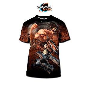 Camisa Eren Yeager - Attack on Titan
