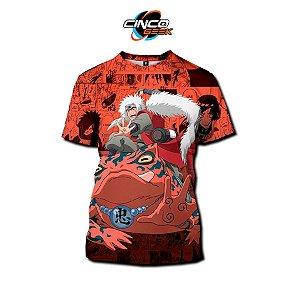 Camisa Jiraiya - Naruto