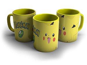 Caneca Pikachu Pokémon