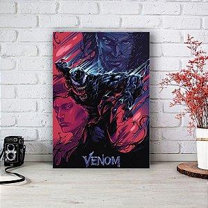 Placa Decorativa Venom